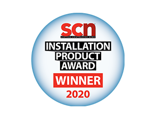 SCN Installation Product Award Winner 2020